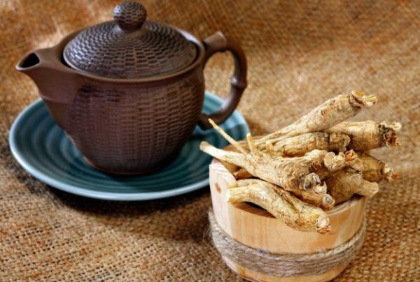 cách pha trà sâm mật ong | Món Miền Trung