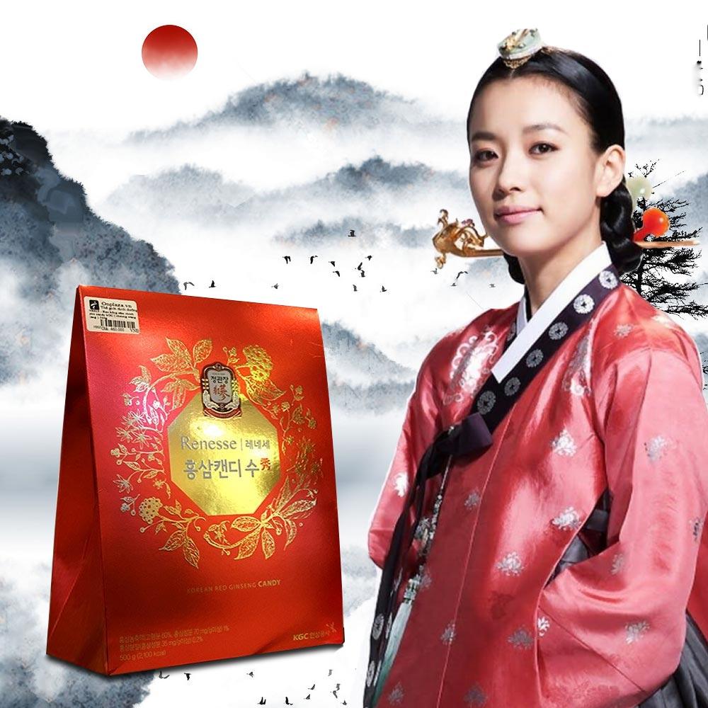 Kẹo Hồng sâm Cheong Kwan Jang Hàn Quốc 500g