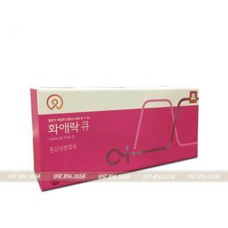 Viên hồng sâm KGC Hwa Ae Rak hộp 120 viên